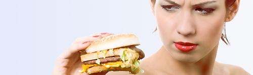Complaints about McDonalds (c) Hemera