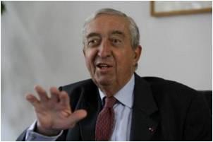 Jacques Calvet, CEO Citroen