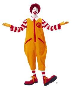 mcdo clown