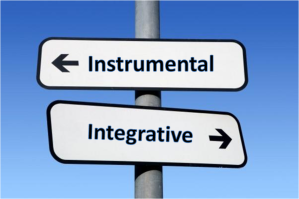 Instrumental and Integrative approaches to learning