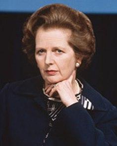 Margaret Thatcher Became British Prime Minister in 1979