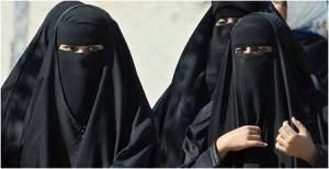 Saudi women working