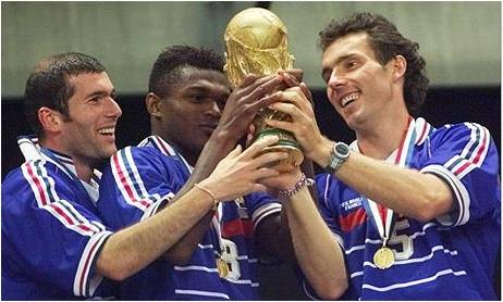 1998 World Cup Winners
