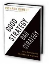 Richard Rumelt on strategy