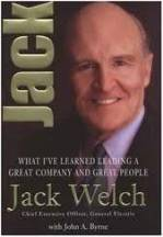 Jack Welch, CEO of GE