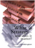 Richard Whittington Strategy