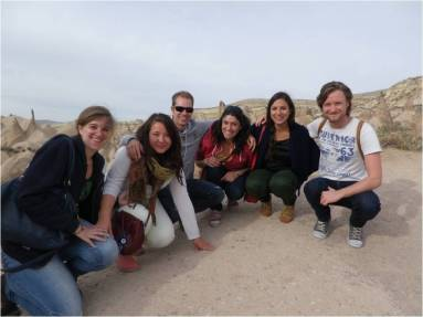 Understanding new cultures while studying abroad