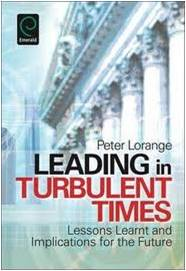 Leading in Turbulent Times by Peter Lorange