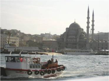 Transport in Istanbul