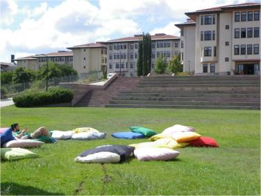 Universities Campuses in Turkey