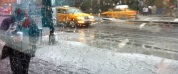 Storm in New York