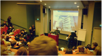 Lecture at Copenhagen Business School