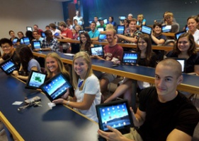 Millennium generation loves technology
