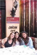International students in Turkey