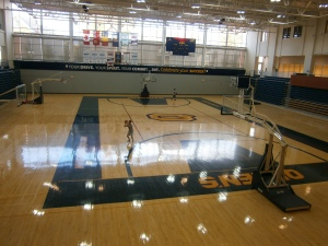 Sport's centre at Queen's University