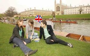 British students