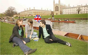 British students