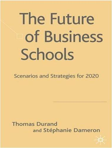 the future of business essay Read this essay and over future goals- mba essays the target audience and the future goals of each client, my business will be able to prepare a.