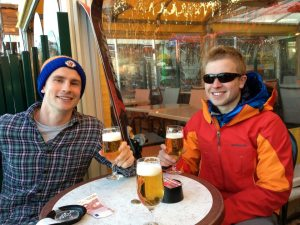 Sam Armstrong- Alpe D'Huez