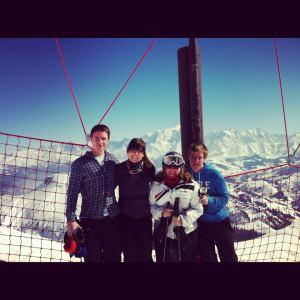 Sam Armstrong La Clusaz- Alpes- Haute Savoie