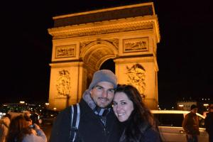 Arc de Triomphe Picture- Mark Silderbauer