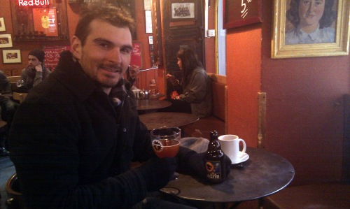 From No Snow to Chartreuse! : Mark Silberbauer, a student from the University of Cape Town talks about studying in Grenoble.