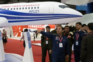 Asian airlines on rise