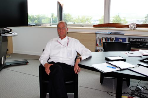 An Interview with Tom Enders, CEO of EADS (Airbus)