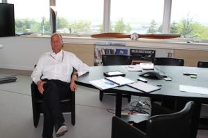 Tom Enders, CEO of EADS (Airbus)