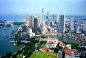 Singaporean governmental support to universities