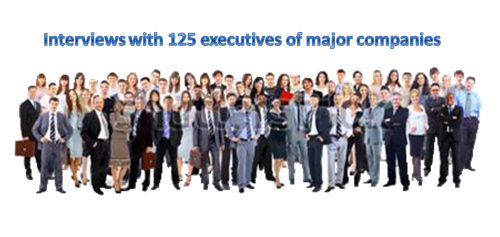 125 executives interviewed