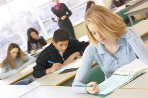 Secondary education in the US