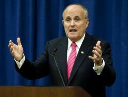 giuliani speaking