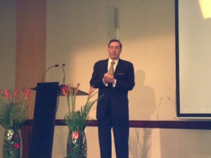 EFMD Annual Conference 2013:  David A. Wilson