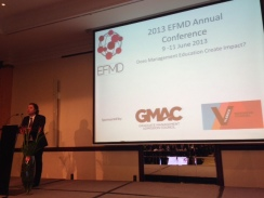 EFMD Annual Conference 2013