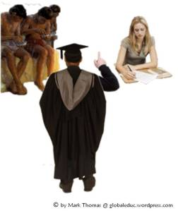 University as a selective institution