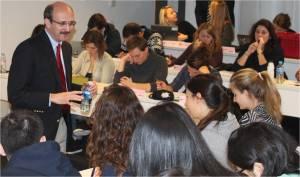 Courses at Grenoble Ecole de Management