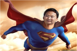 Han Chinese Superman