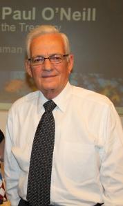 Paul O' Neill Former Secretary of the Treasury