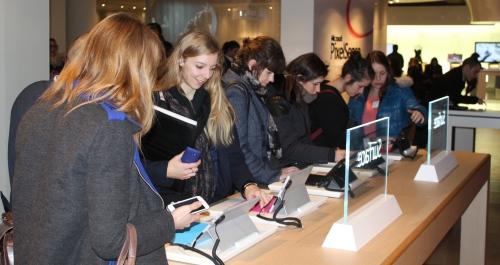 Microsoft Visitors Center