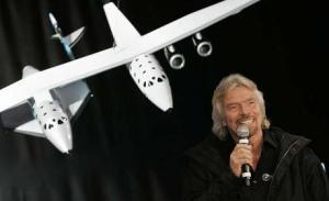 Richard Branson: billionaire part-owner of five airlines