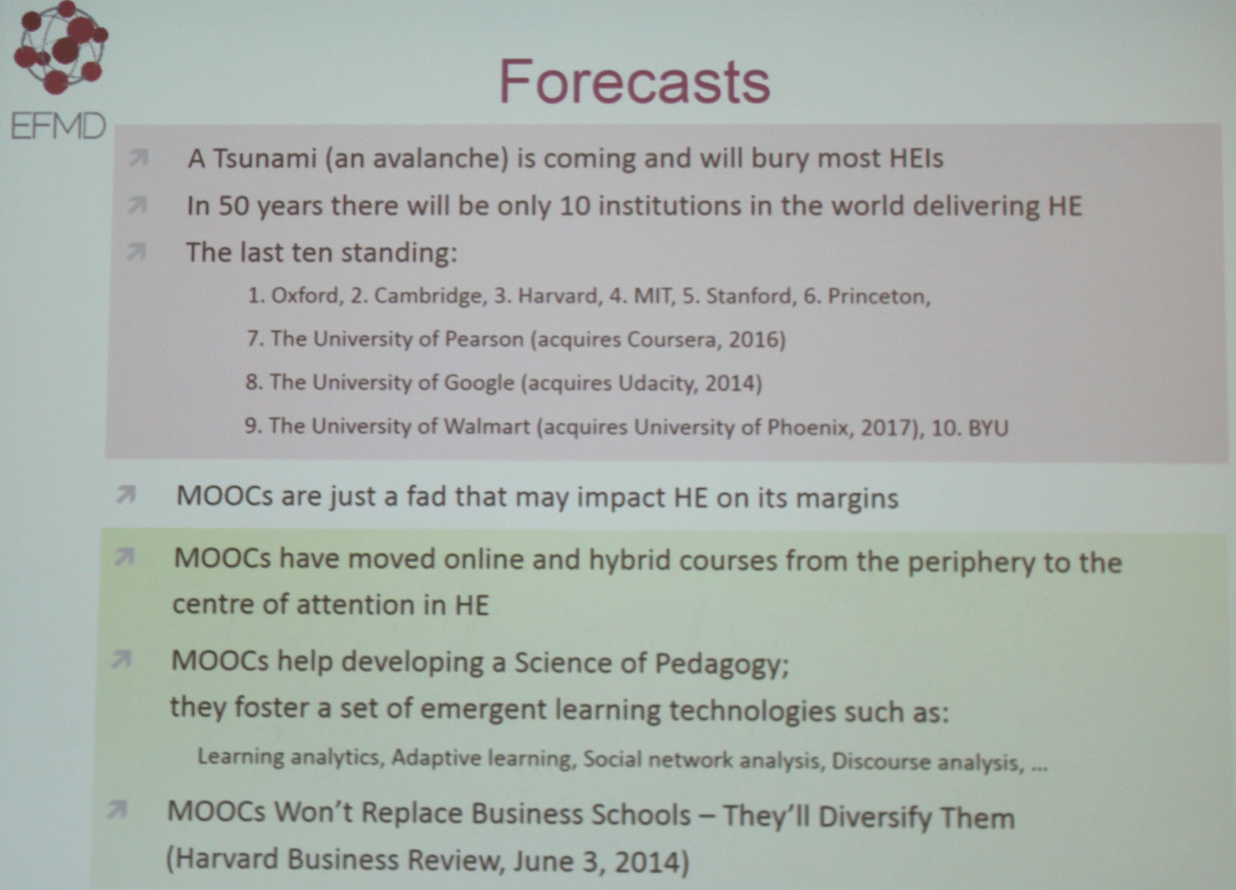 MOOCs: the (Loch Ness) Monster of Higher Education? | GlobalEd