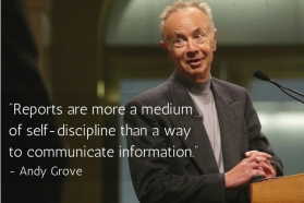 Quotes of Andy Grove